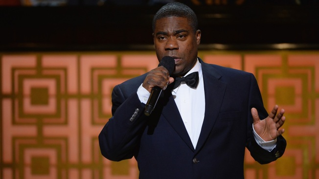 "Tracy Morgan in ""Fair"" Condition Following Crash"