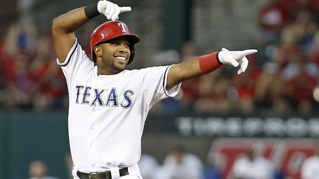 Andrus Batting Eighth a Sign of Things to Come?