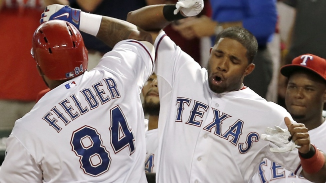 Fielder Getting Hot at Right Time