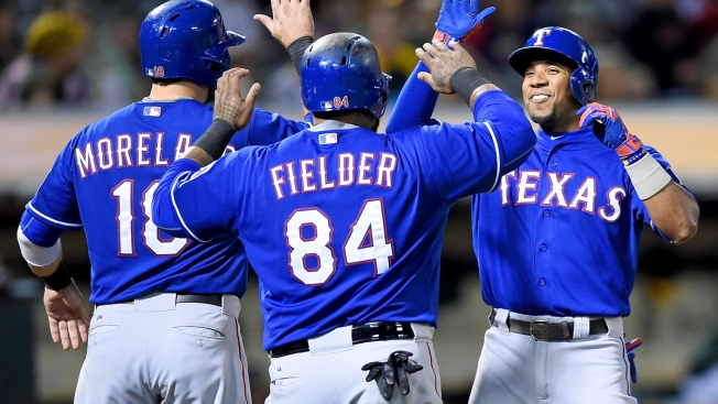 Andrus' Awakening Helps Fuel Rangers' Run to West