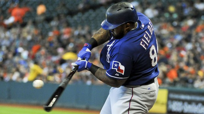 Fielder Back to Swinging a Hot Bat
