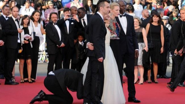 "America Ferrera Talks Cannes Dress Creeper: ""It Felt Like a Crazy, Weird Dream"""