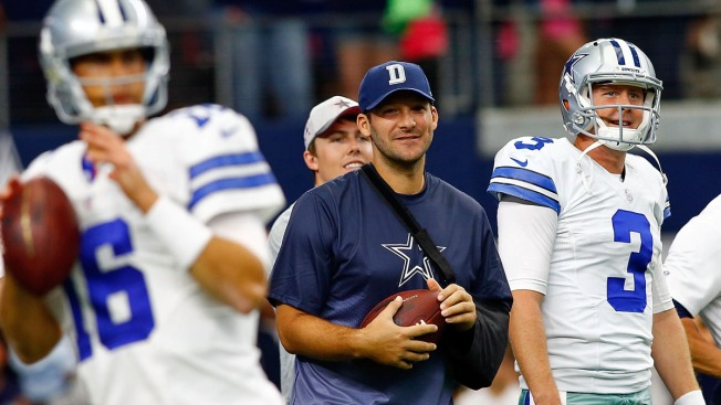 Cassel Eager to Work with Dez Bryant