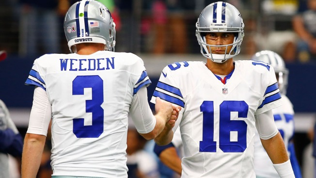 Cowboys Like Cassel's Presence, Confidence