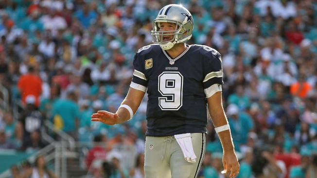 "Garrett: ""No Issues"" For Romo After First Game in Two Months"