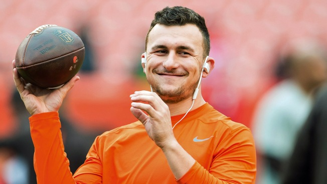 Cowboys Had 'Legitimate' Interest in Manziel: Report