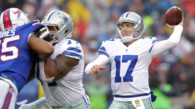 Jerry Not Ruling Kellen Moore Out as Backup QB