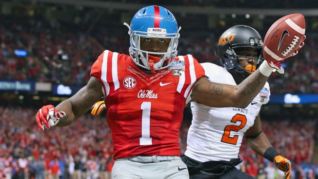 LaQuon Treadwell Understands Dez Bryant Comparisons