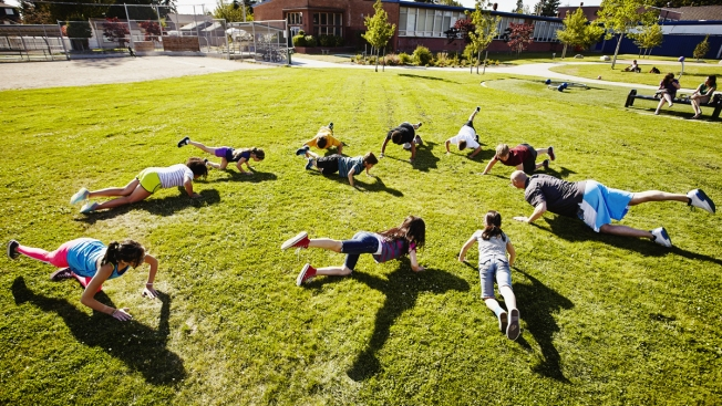 New Exercise Guidelines: Move More, Sit Less, Start Younger