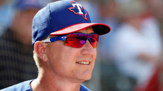Banister Injects Refreshing Madness Into Rangers' Spring