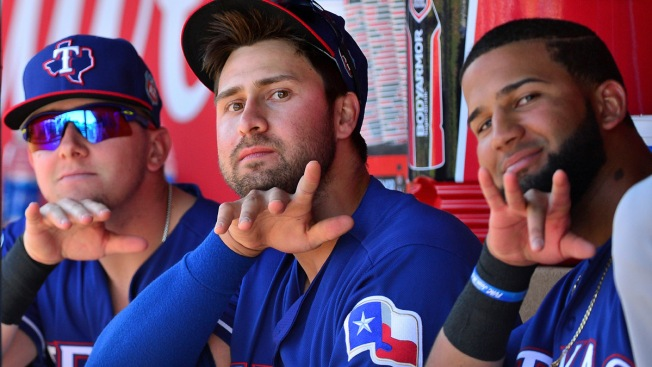 Gallo Knew Mazara Would Stick in Bigs
