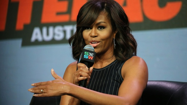 Michelle Obama Tells SXSW Crowd She Won't Run for President