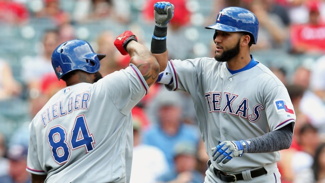 Mazara Celebrates Rookie Award With Monster Game