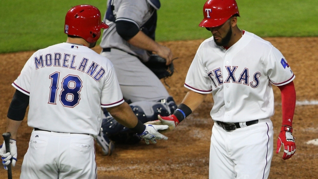 Rangers Overcome Three-Run Deficit, Beat Cardinals 4-3