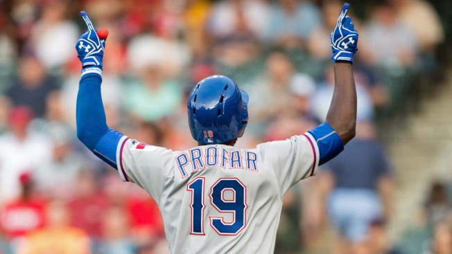 Another Profar Making An Impact In The Rangers Organization