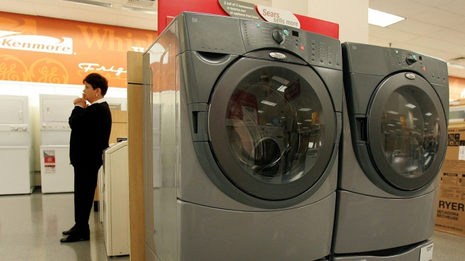 Sears to stop selling Whirlpool appliances