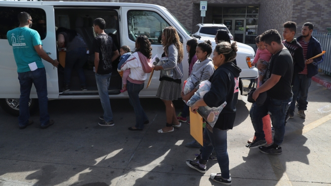 Migration at US-Mexico Border Is Shifting in Big Way