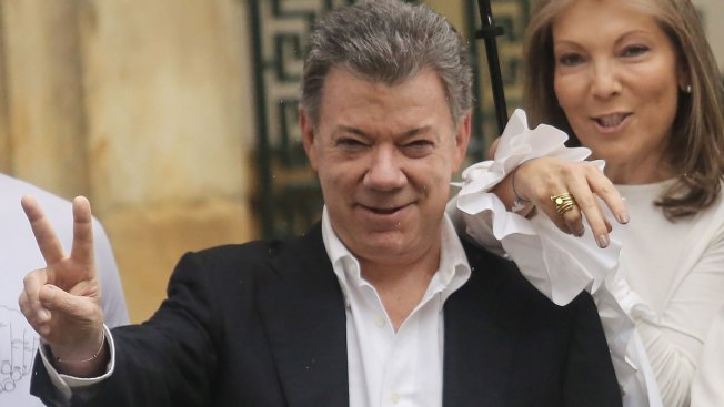 Colombian President to Donate Nobel Peace Prize Money to Victims