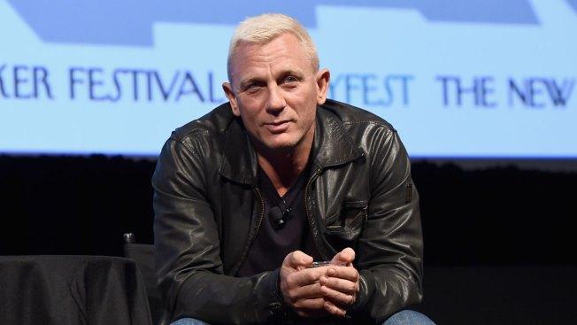 Daniel Craig Confirms He'll Be Back as Bond Again