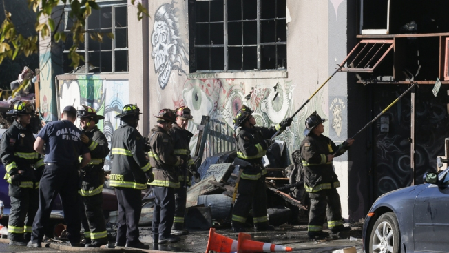 Oakland Building Fire Among US's Deadliest in 50 Years
