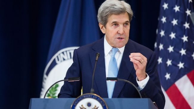 Kerry Defends Trade Pact on Last Trip as Top US Diplomat