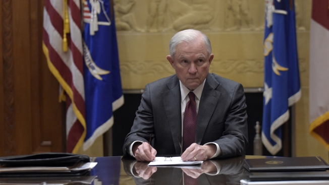 Sessions Suggests Police Need Less Federal Scrutiny