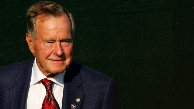 George W. Bush Says Dad Pondered Skipping 2nd Term