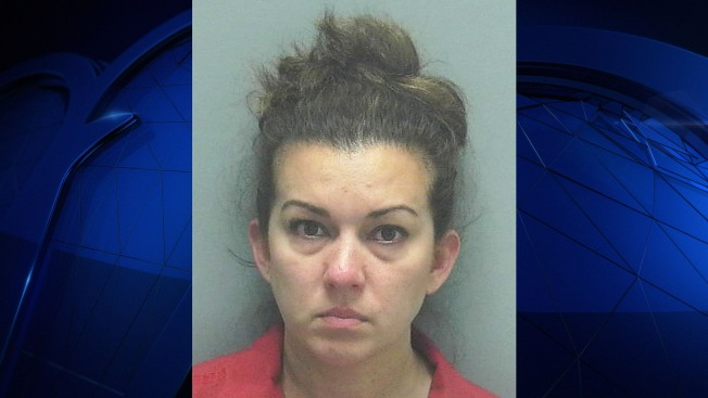 Florida Woman Snorted Cocaine in Parent Pick-Up Line: Police