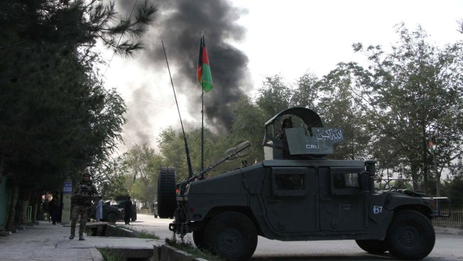Gunmen Storm Mosque in Afghan Capital, Killing at Least 20