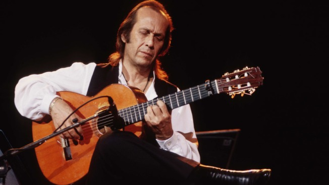 Flamenco Guitarist Paco de Lucia Dies at 66: Spain