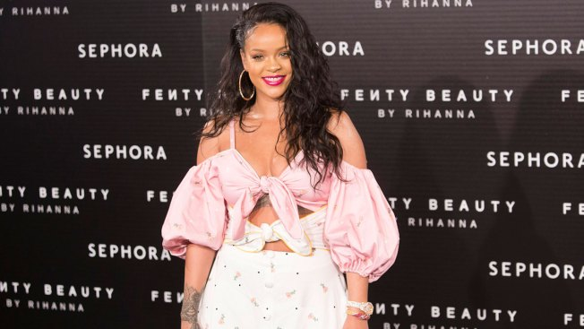 Rihanna Slams Snapchat After Ad Mocks Domestic Abuse Incident With Chris Brown