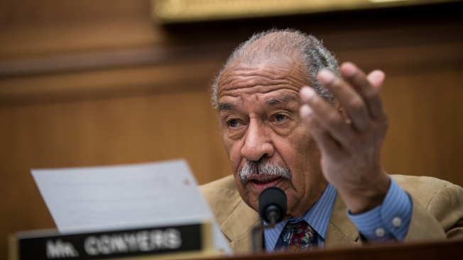 Michigan Rep. Conyers Conyers Confirms Harassment Settlement; Ethics Probe Opens
