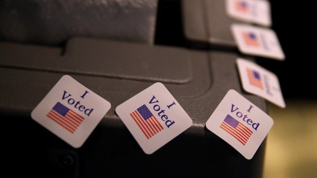 Get Your Sticker! Early Voting Underway in Texas Primary Runoff