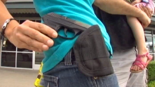 Texas Police Groups Oppose Portion of Open Carry Bill