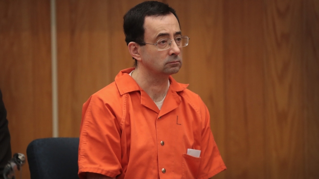 Nassar Lawyers Say He Was Attacked in Prison, Deserves Resentencing