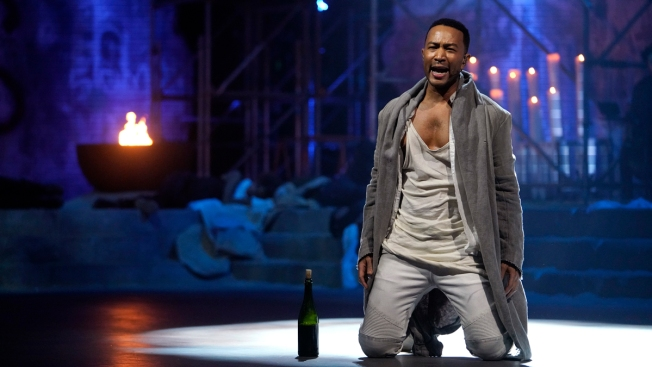 'Jesus Christ Superstar': What You Didn't See on TV (So. Much. Glitter.)