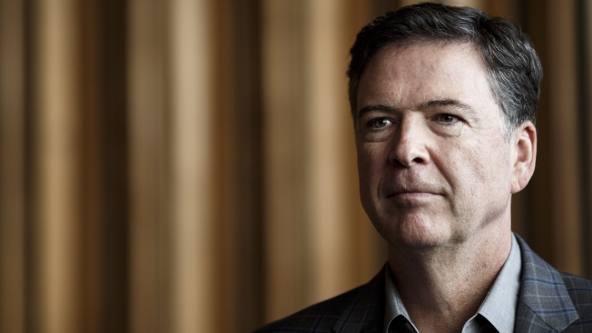 Former FBI Director James Comey Says He Doesn't Know If a Subpoena Would Work for Mueller Report
