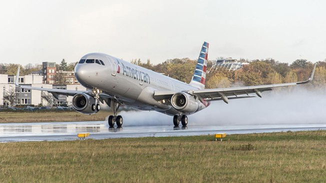 American Airlines Flight Diverted to Chicago After Threat