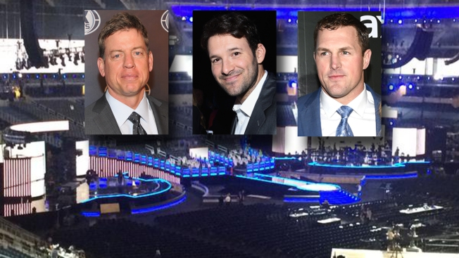 Aikman, Romo, Witten Among ACM Presenters