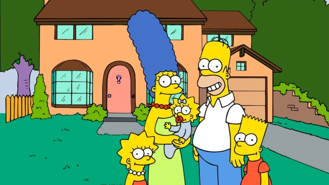 Simpsons Mural Coming to the Real Springfield
