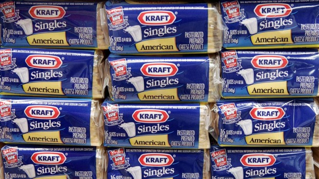 Kraft Singles to Lose Artificial Preservatives