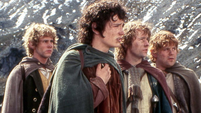 """""""Lord of the Rings"""" Memorabilia Up for Auction"""
