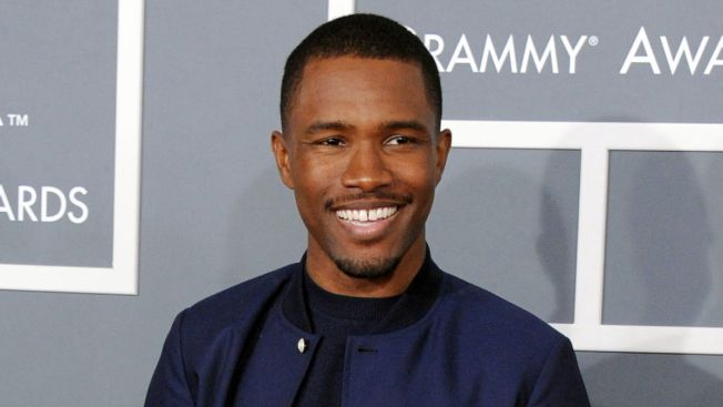 Frank Ocean Slams Grammy Producer After Criticism