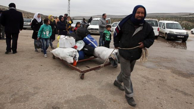 Deal Reached That Could Restart Aleppo Evacuation
