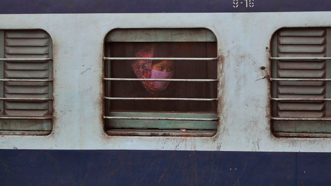 Train Derails in India Killing at Least 32, Injuring 50