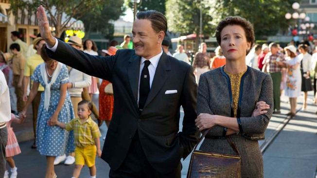 "Inside ""Saving Mr. Banks"": Bringing the Clash Between Walt Disney and Mary Poppins' Creator to Life"