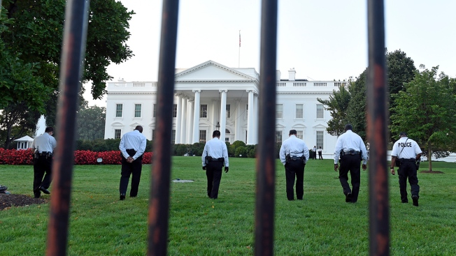 Accused White House Intruder from Texas Indicted on Federal and Local Charges