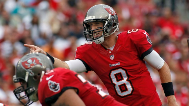 Report: Cowboys Have Standing Trade Offer for Bucs' Mike Glennon