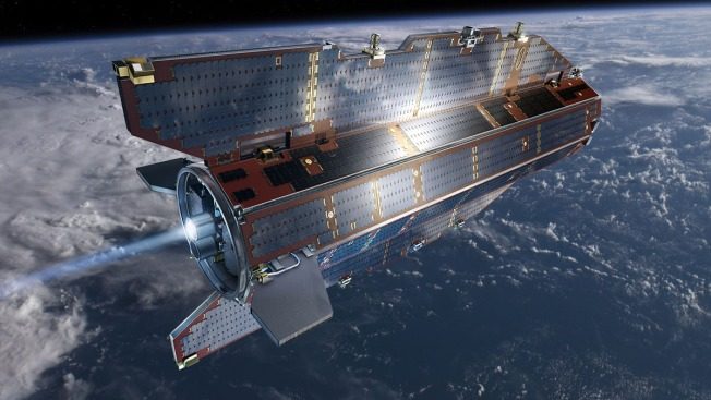 Satellite Likely to Crash to Earth in Unpopulated Area