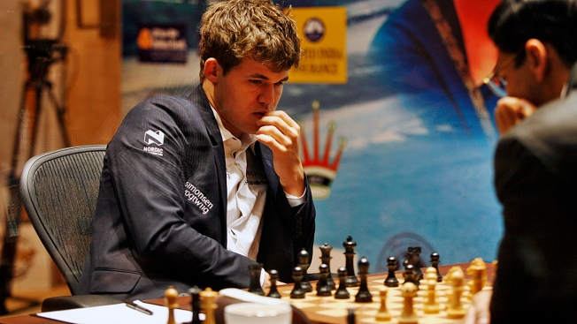 Norwegian 22-Year-Old Crowned World's Chess Champion